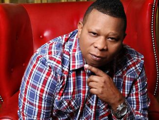 Mannie fresh, the famous american rapper, record producer and DJ.