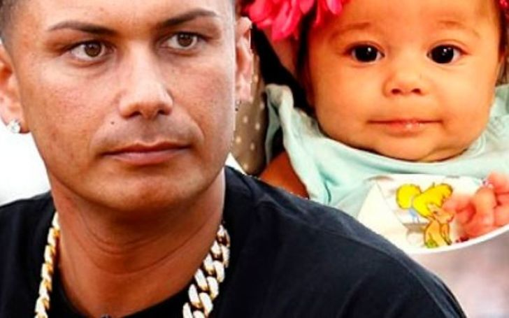 Pauly D has a daughter named Amabella.