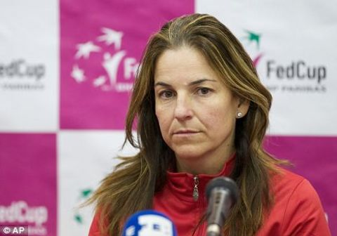 Arantxa Sanchez Vicaro claimed her parents behind the nightmare.
