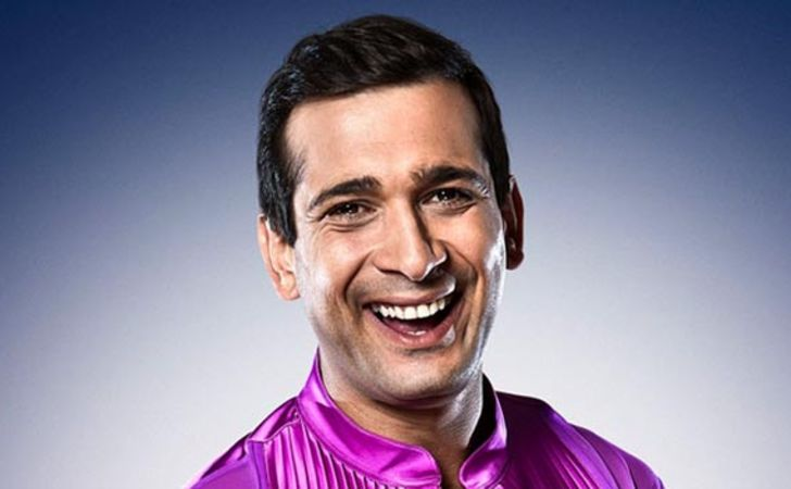 Jimi Mistry is married to Flavia Cacace and was previously divorced to Meg Leonard. Source: BBC
