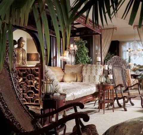 Goldie Hawn's Manhattan Apartment.