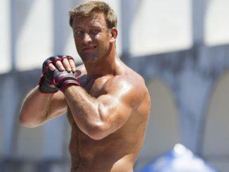 Stephan Nonner is MMA fighter and wrestler.