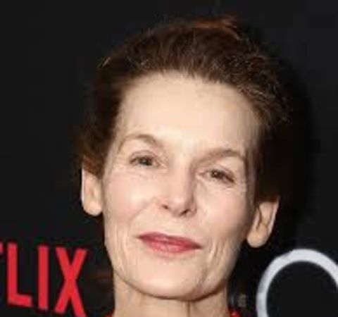 Gretel and Hansel actress Alice Krige poses during a Netflix event.