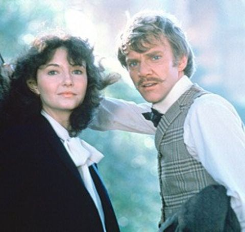 Malcolm McDowell is the former husband of Mary Nell Steenburgen.