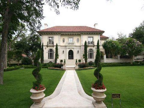 Capa Mooty's House of Texas.