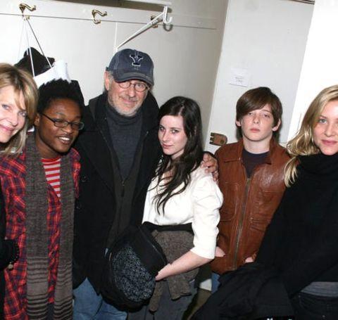 Sawyer Avery Spielberg is the elder siblings of Destry Allyn Spielberg.