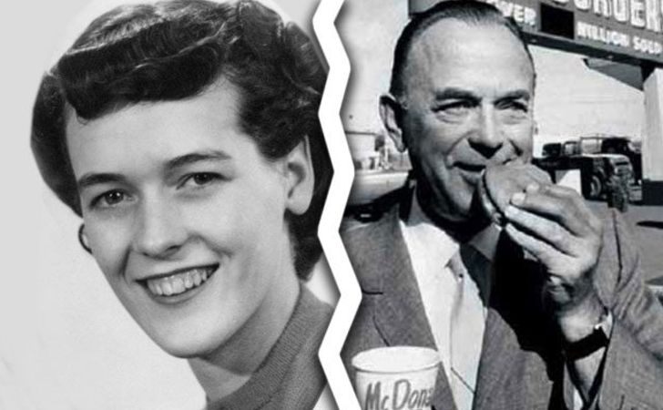 Ethel Fleming is the wife of McDonald's founder Ray Kroc. Source: Answers Africa