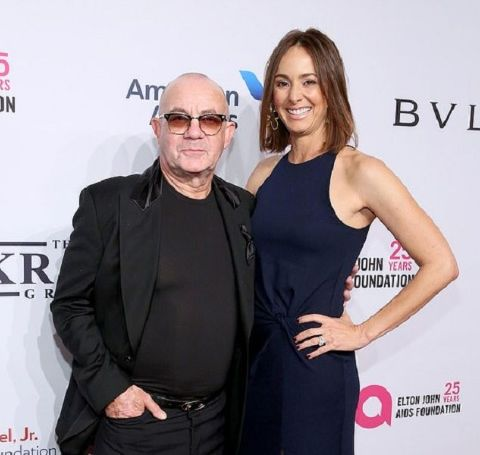 Bernie Taupin has been divorce three times.