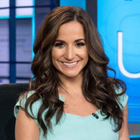 Dianna Russini made her fortune through her reporting career.