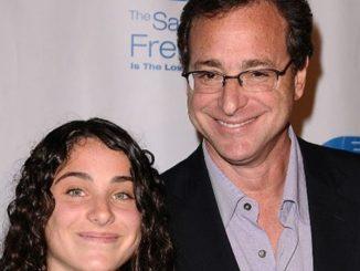 Jennifer Belle Saget is the daughter of Bob Saget. Source: Ecelebrity mirror