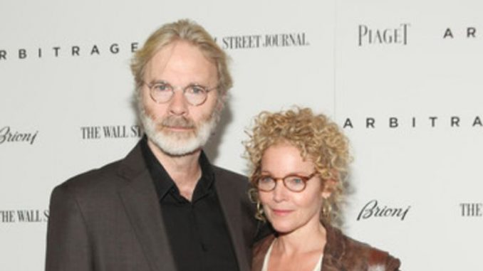 Kenneth Bowser is cureently married to the love of his life, Amy Irving.