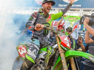 Eli Tomac is a Motocross racer who has a net worth of $1.6 million.
