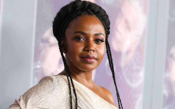 Jerrika Hinton holds a net worth of $1 million as of 2020.