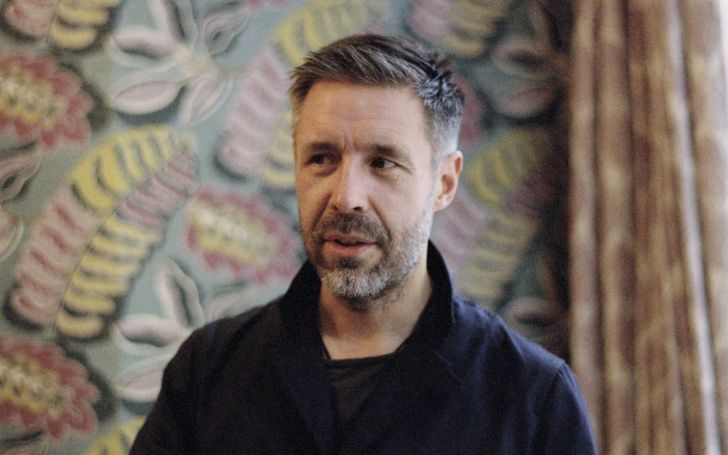 Paddy Considine is an award winning actor who has amassed a net worth of $2 million.