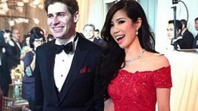 Elaine Andriejanssen is the wife of Eduardo Saverin. Source: Puzzups