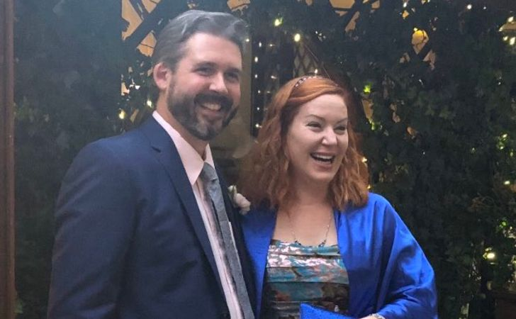 Rob Traegler married to Amy Allan, Matthew Anderson's Ex-Wife