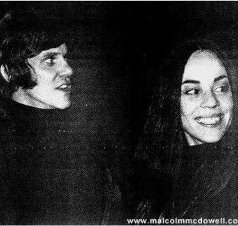 Malcolm McDowell marital life isn't as bright as his professional career.