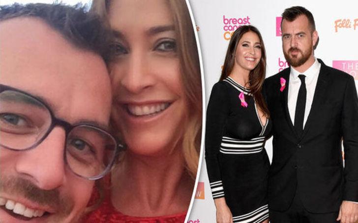 Is George Smart Married To Lisa Snowdon?