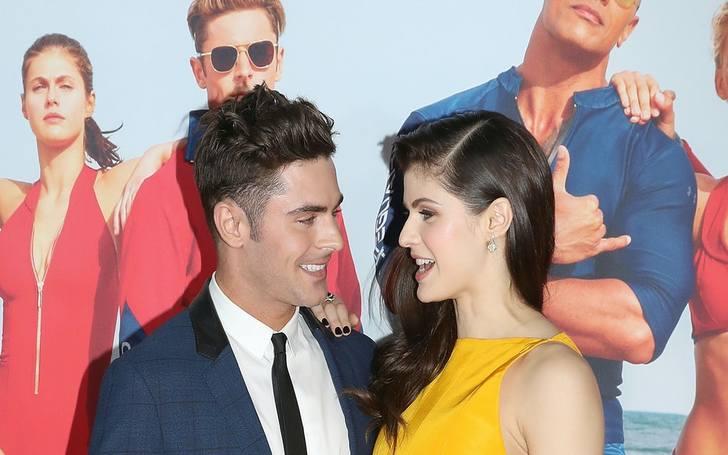 Are Alexandra Daddario & Zac Efron Dating?