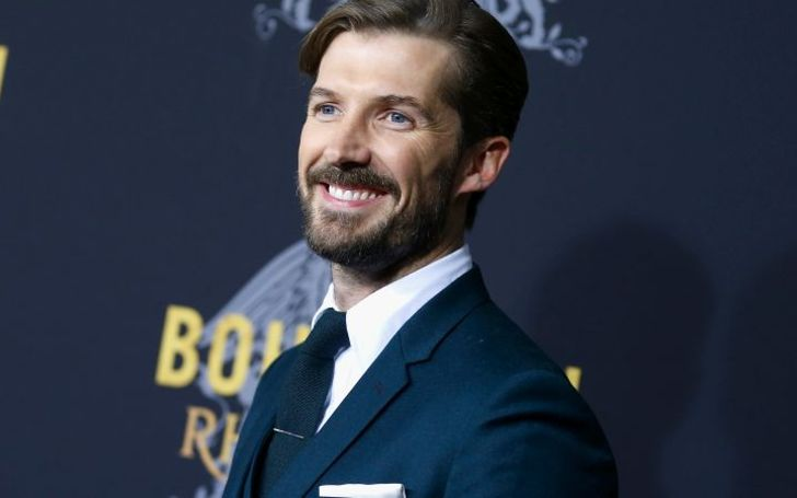 Gwilym Lee holds a net worth of $1 million as of 2020.