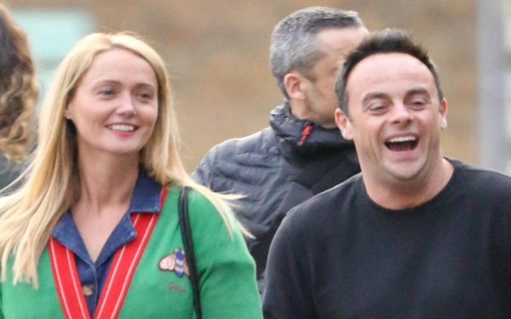 Anthony McPartlin Dating Girlfriend Anne-Marie Corbett; Know Details