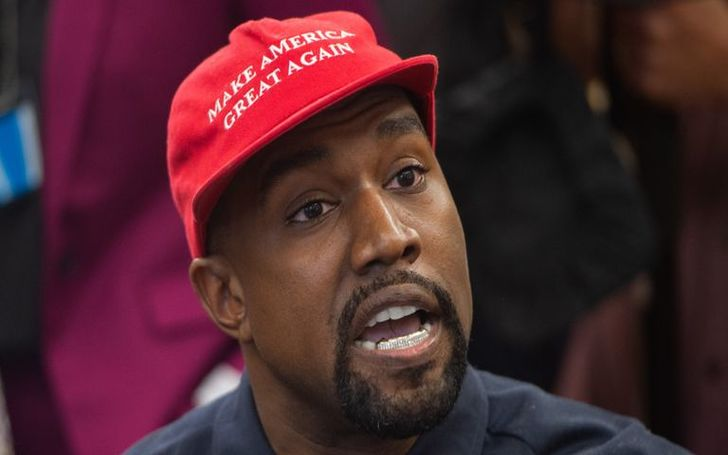Kanye West Officially Running For 2020 Presidential Election Race