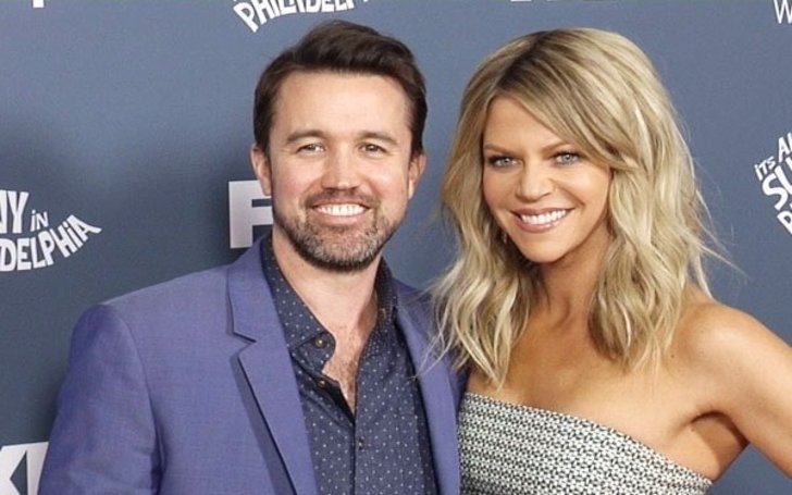 Who Is Kaitlin Olson Married To?