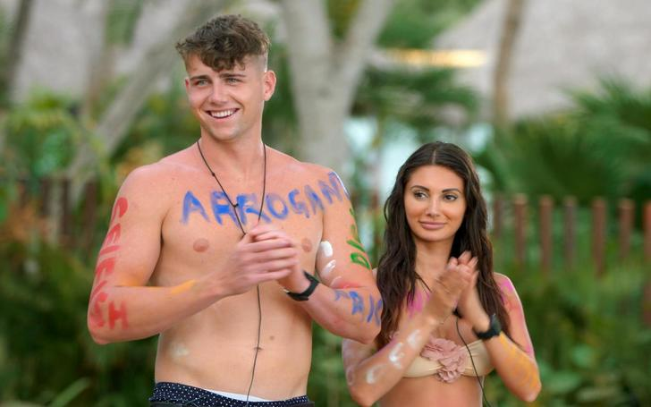 Is Harry Jowsey Dating Anyone After Francesca Farago & Georgia Bryers?