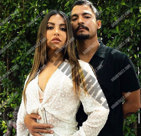 Bobby Soto with his wife