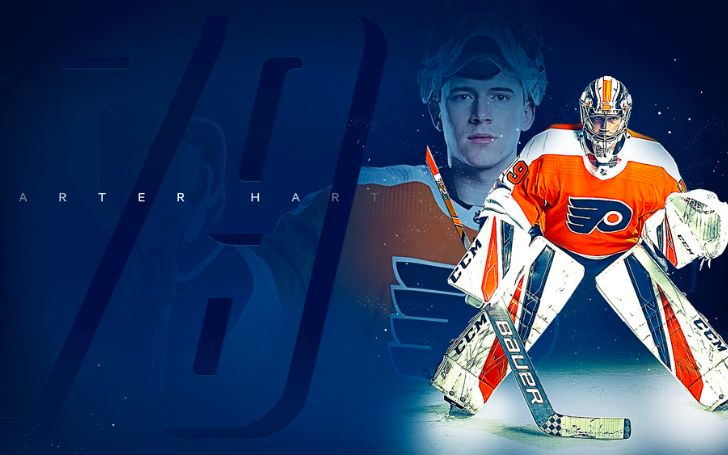 Carter Hart Full Bio, Age, Height, Relationships, Family and Career Stats