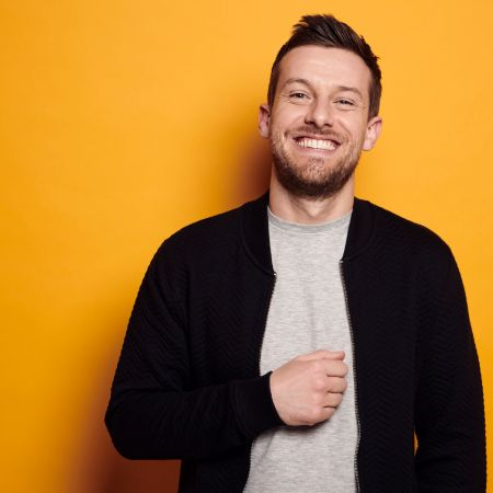 The Snippet of Comedian Chris Ramsey