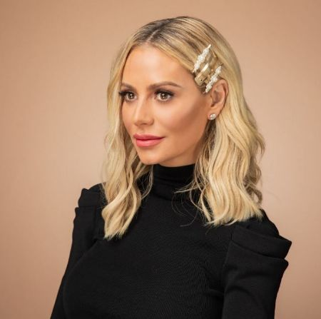The Snippet of TV personality Dorit Kemsley