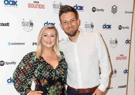 Actor Chris Ramsey With his Wife Rosie Winter