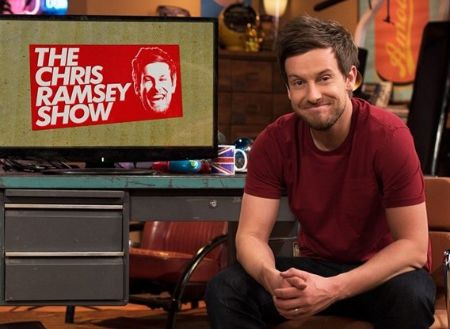 Chris Ramsey In His Own Show
