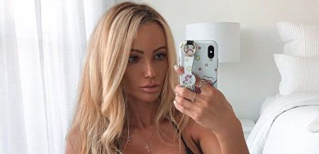 Abby Dowse poses for a picture.