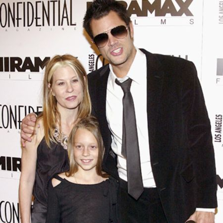 Melanie Lynn Clapp With her family