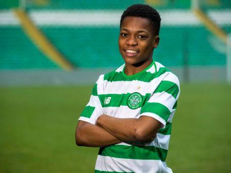 Karamoko Dembele has a lot coming in his career