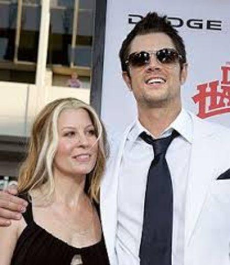 Melanie Lynn Clapp With Ex-Husband Johnny Knoxville