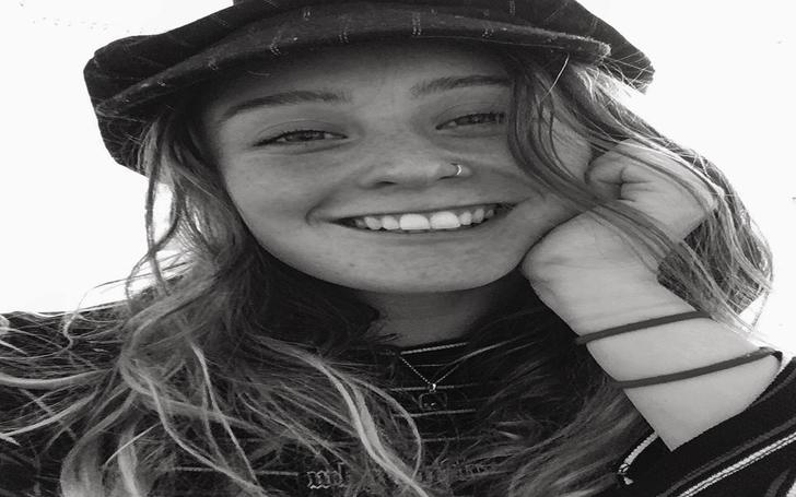 Phoebe Senara; Daughter Of Charlie Stayt