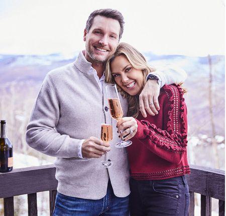 Kendra Scott with her husband Austinite Matt Davis