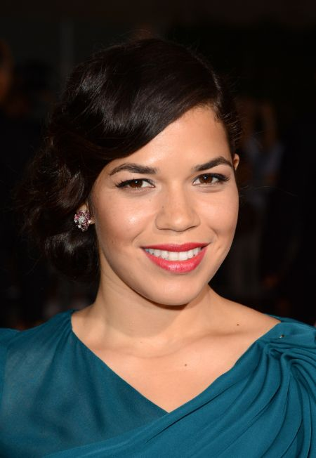 Have a look at the actress America Ferrera