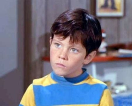 Mike Lookinland in 'The Brady Bunch'