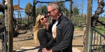 Andy Bohn is dating Alexis Bellino