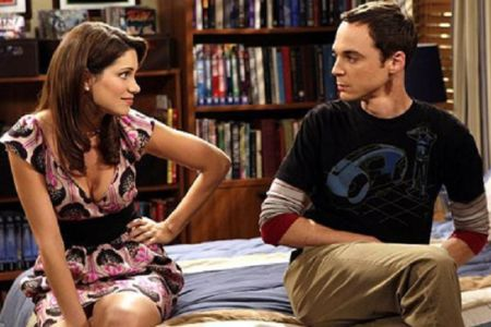 Courtney Henggeler in The Big Bang Theory