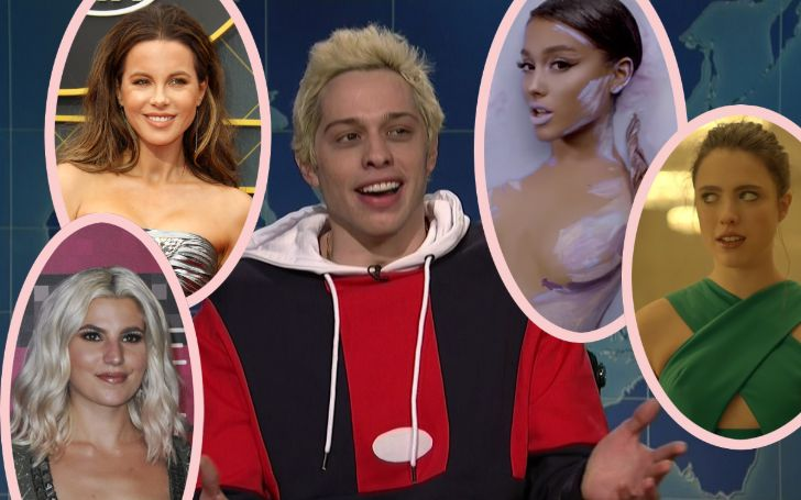 Who is Pete Davidson Dating?