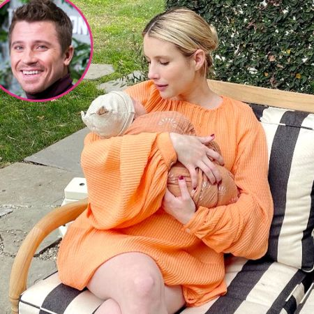 Emma Roberts and her boyfriend, Garrett Hedlund, gave birth to their first child