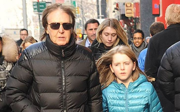 Beatrice McCartney Bio, Net Worth, Family, Paul McCartney, Divorce, Boyfriend, Age