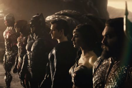 All of the superheroes in Justice League Snyder Cut