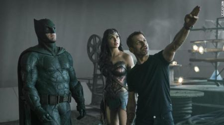 Zack Snyder Director of Justice League!