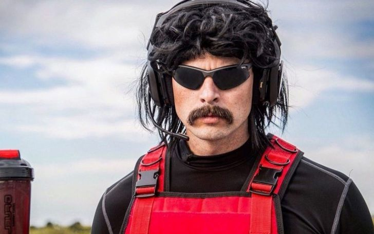 "Dr. Disrespect""Unfaithful"" To Wife; Will Take Time Off From Streaming To Focus On His Family!"